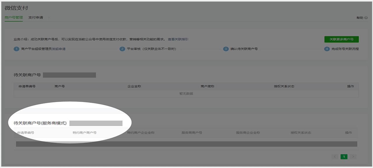 线上微信支付(主体不一致授权关联)-银豹博客